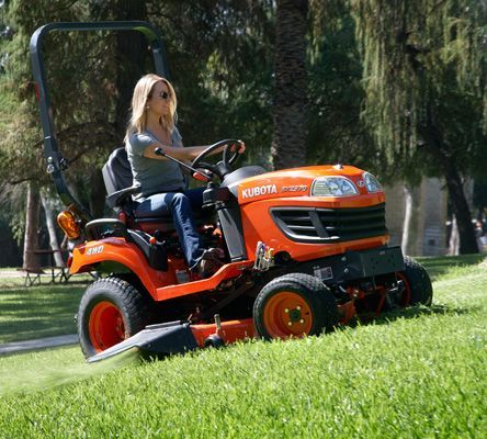 This month, we're shining the spotlight on the Kubota BX Series.