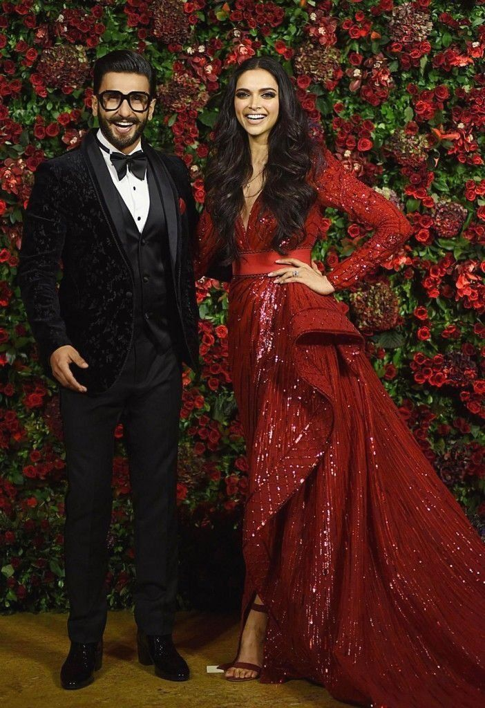 Revealed Deepika Padukone Tells Us About Husband Ranveer Singh S Preferred Gi 1000 Deepika Padukone Style Bollywood Wedding Indian Celebrities