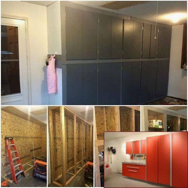 Garage Storage Shelves Near Me And Pics Of Garage Organization On A Dime Garagestorage