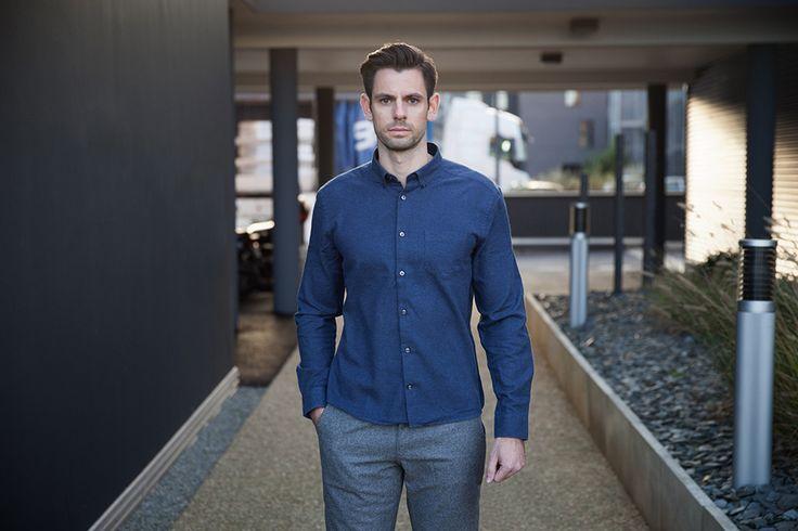 Chemise en flanelle Office Artist #chemise #flanelle #shirt #style #mode #officeartist
