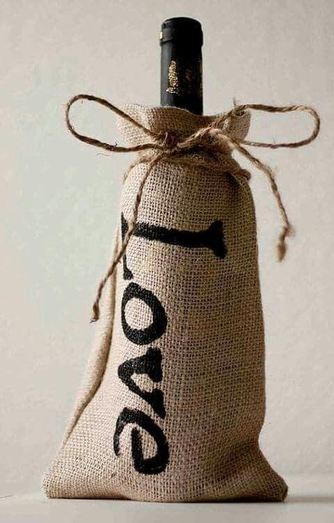 bolsita para el vino