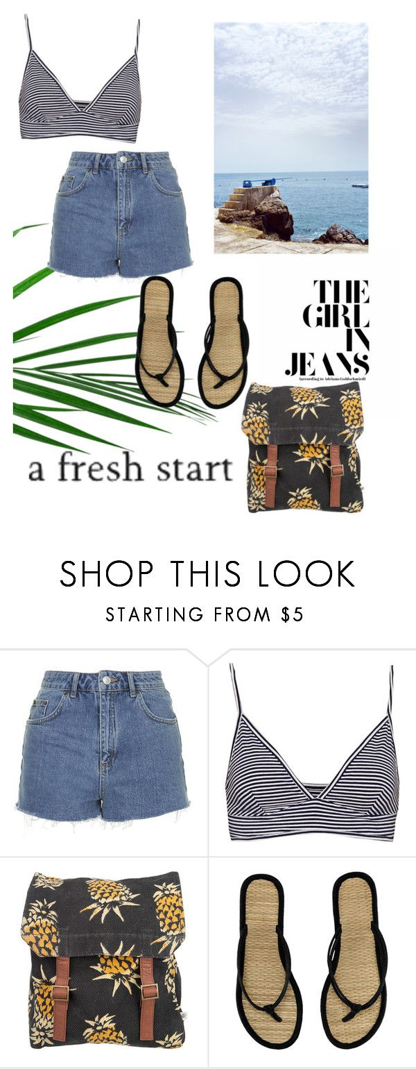 """""""Mood"""" by eeylula on Polyvore featuring moda, Topshop, Pull&Bear, Element ve H&M"""