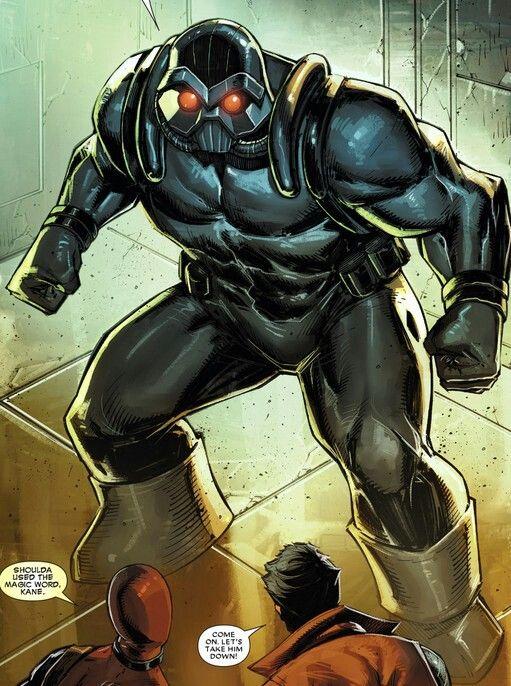 Miles Ellison (Earth-616)