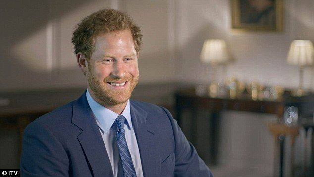 Prince Harry has hailed his grandmother the Queen as 'quite remarkable' in a touching trib...
