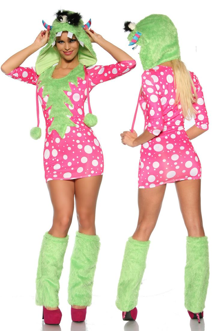sexy monster costume 13153 sexy costumes pinterest sexy costumes and. Black Bedroom Furniture Sets. Home Design Ideas