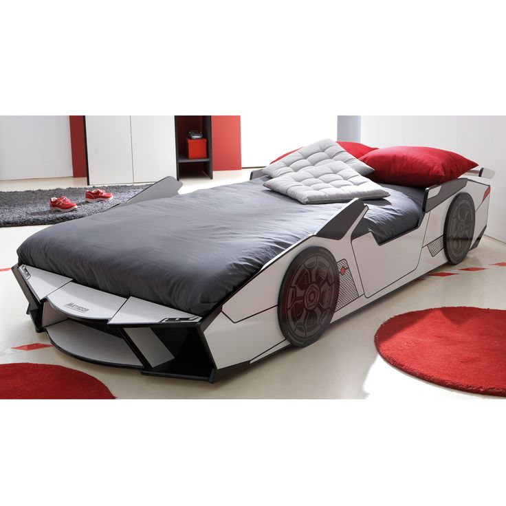 17 meilleures id es propos de lit de voiture de course - Lit voiture de course ...