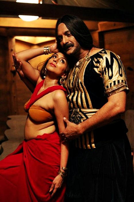 Exclusive still form the sets of #kamasutra3d .