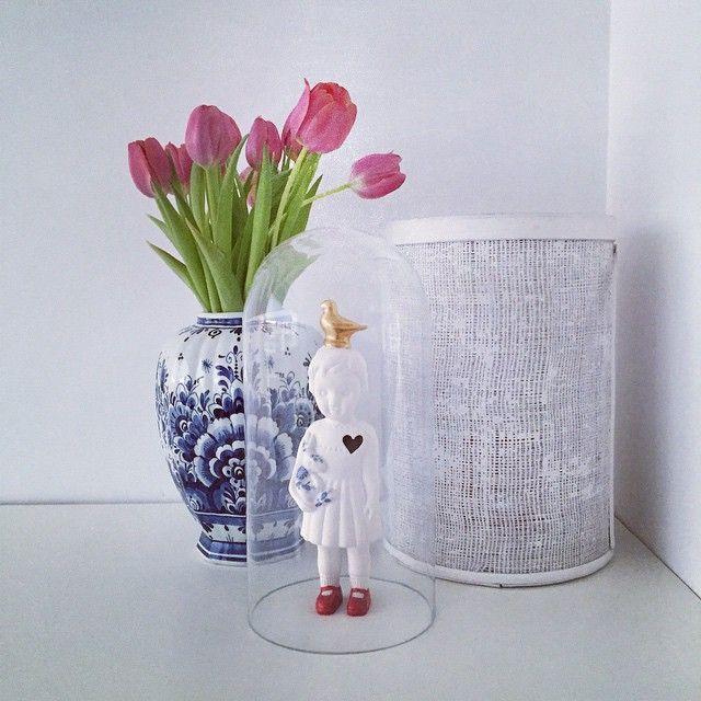 Lammers en Lammers porcelain Clonette doll #clonetteinacloche