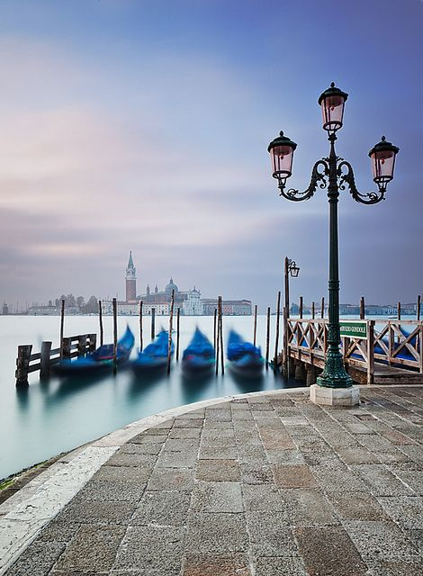 Venice, Italy  #Beautiful #Places #Photography