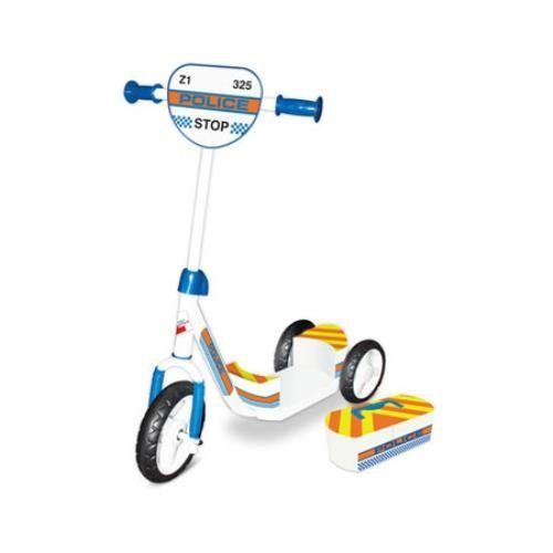 ZINC LL92187 Littlest Learners Police Tri-Scooter with Caddy Case and Activity Kit (LL92187) - (Gadgets Toys) http://www.amazon.co.uk/dp/B00D8VCA4C/ref=cm_sw_r_pi_dp_nwNXtb12G96X4