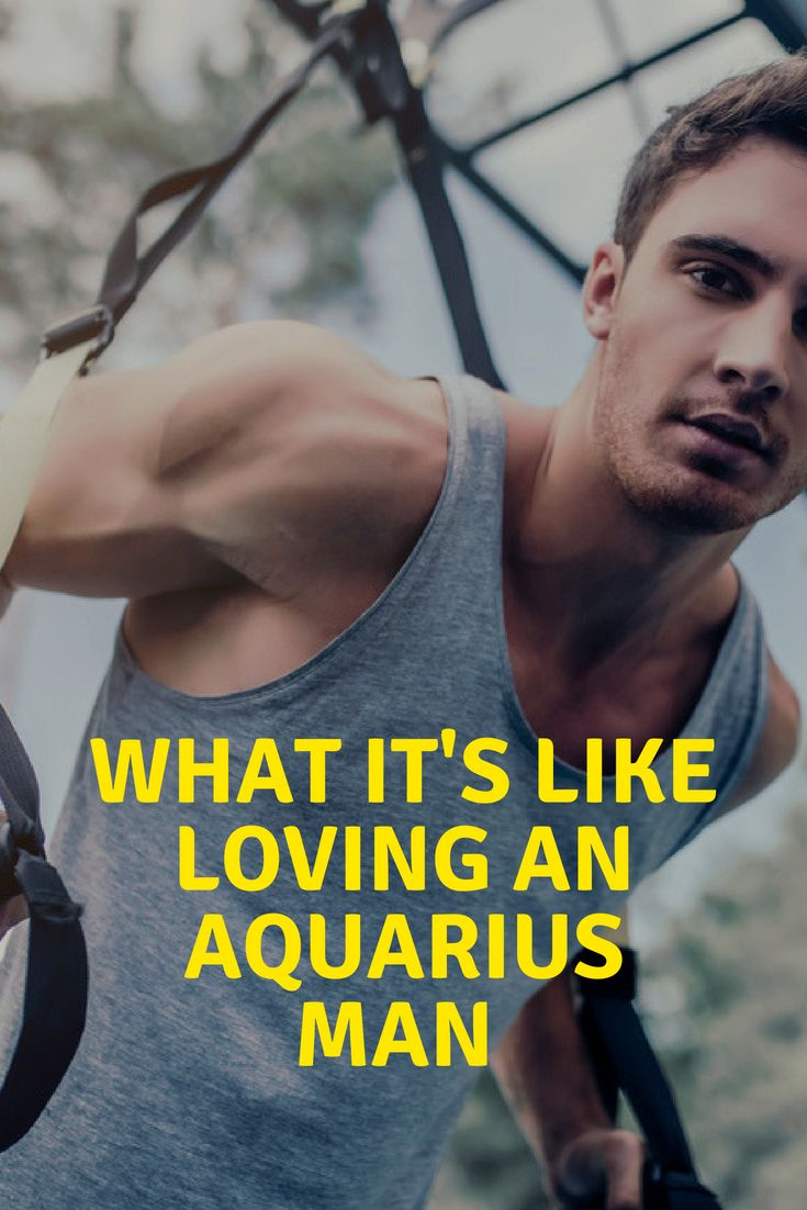16 Personality Traits of Aquarius Men Revealed in 2020