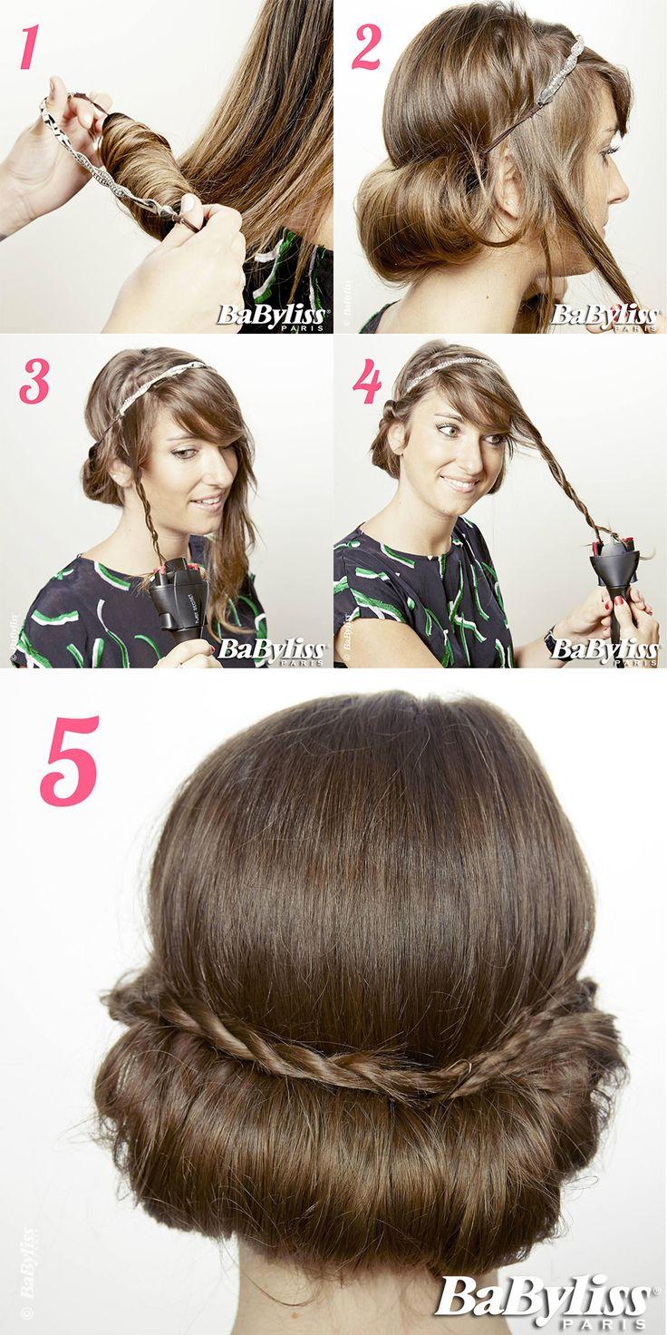 1,2,3 e 4 e la tua acconciatura è pronta. Con Twist Secret bastano pochi semplici step per dare spazio alla tua creatività. #hair #tutorial #diy #capelli #acconciatura #acconciature #braid #braids #treccia #trecce #twistsecret