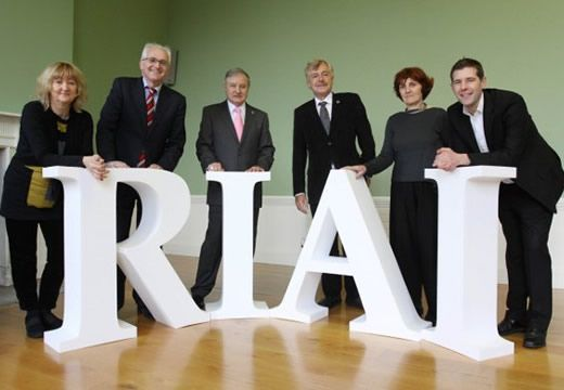 image detail for minister john gormley helps launch new riai register for architects family photo ideas pinterest big letters architects and letters