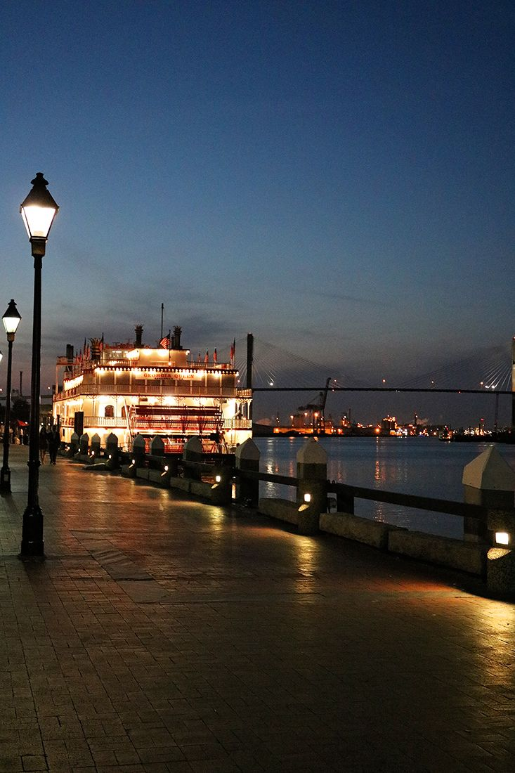The Best Places To Stay In Savannah Near River Street Sand Sun Messy Buns Savannah Chat Usa Places To Visit Travel Savannah