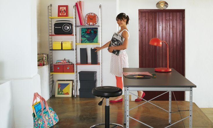 17 best images about le bureau on pinterest toys - Bureau d architecte alinea ...