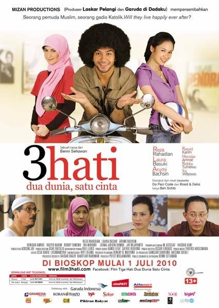 2010 • 3 Hati, Dua Dunia, Satu Cinta (Benny Setiawan)