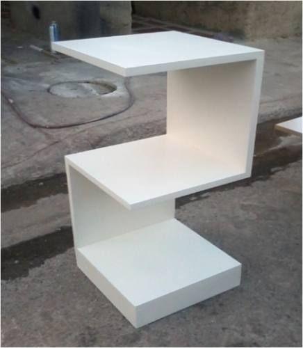 M s de 25 ideas incre bles sobre mesas laterales en for Mesa esquinera redonda