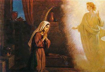 Evangelho de hoje (Lucas 1,26-38) – Egídio Serpa