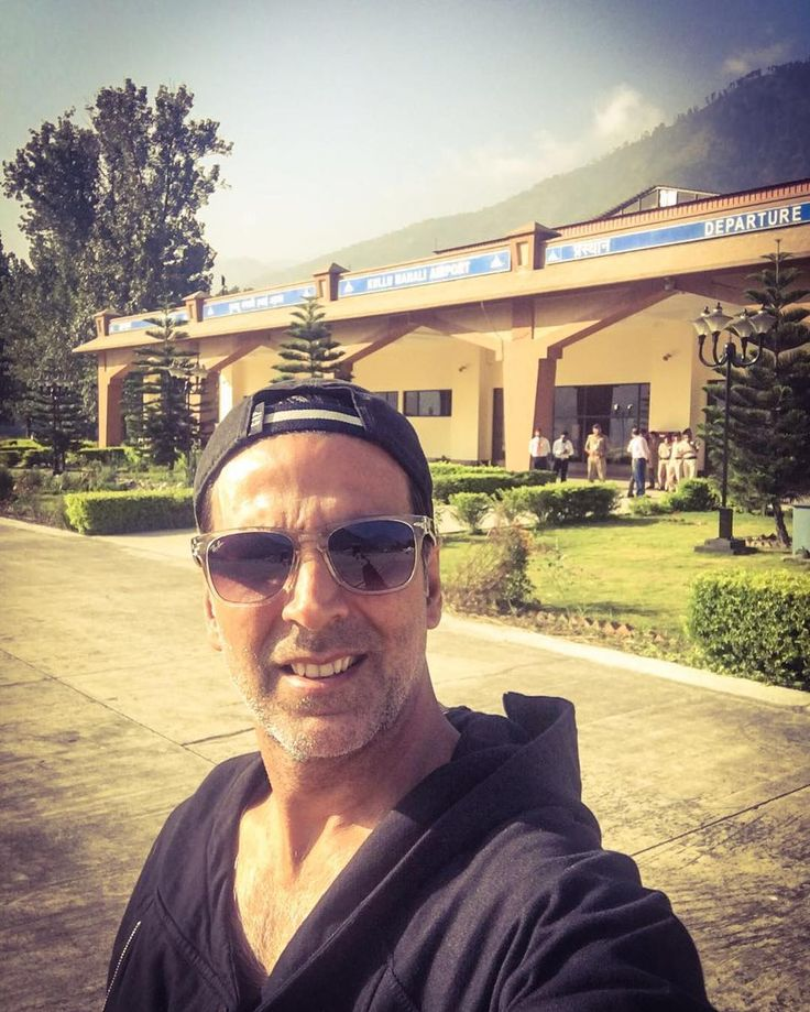 It's a Jolly good morning here in Manali