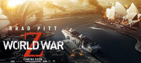 #Guerra #Mundial #Z ganha novos cartazes e banners http://cinemabh.com/imagens/guerra-mundial-z-ganha-novos-cartazes-e-banners  #World #War #Z