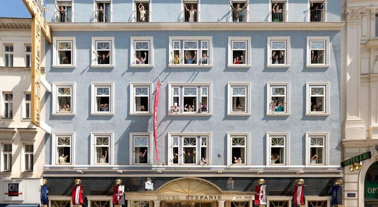 Hotel Stefanie, Vienna