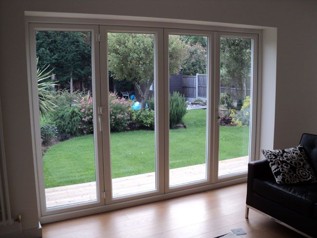 Bi-Folding UPVC Doors from http://www.best4doors.co.uk