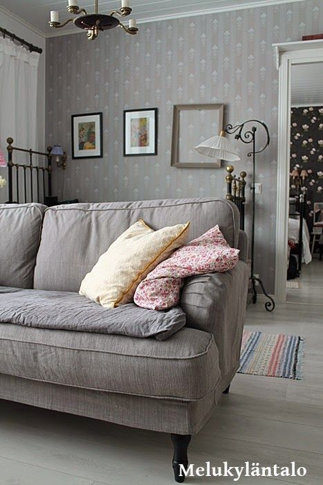 Fabulous Image result for ikea stocksund grey beige sofa