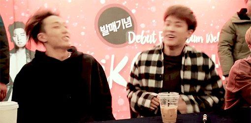 TURN UP ♪♬ #Bobby #Chanwoo