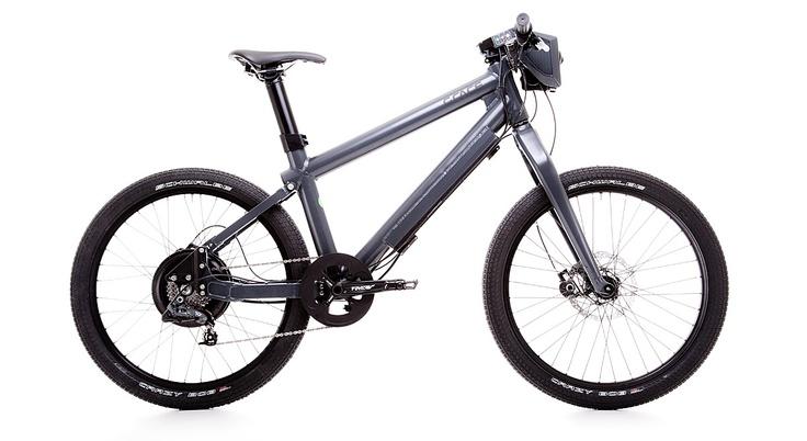 GRACE ONE e-bike (up to 45 km/h)
