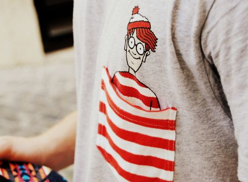 waldo Pocket Shirt