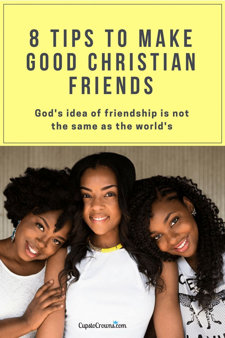 How to make christian friends