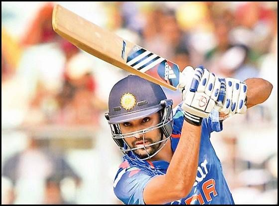 Rohit Sharma create history at Eden http://www.andhrawishesh.com/home/sports/47754-rohit-sharma-create-history-at-eden.html  India's Rohit Sharma has created history at Eden Gardens by scoring a doubling hundred and become the first batsmen to score two double centuries in ODIs. Captain Virat Kohli won the toss and elected to bat first.