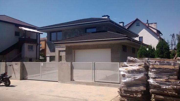 Projekt domu Modena - realizacja