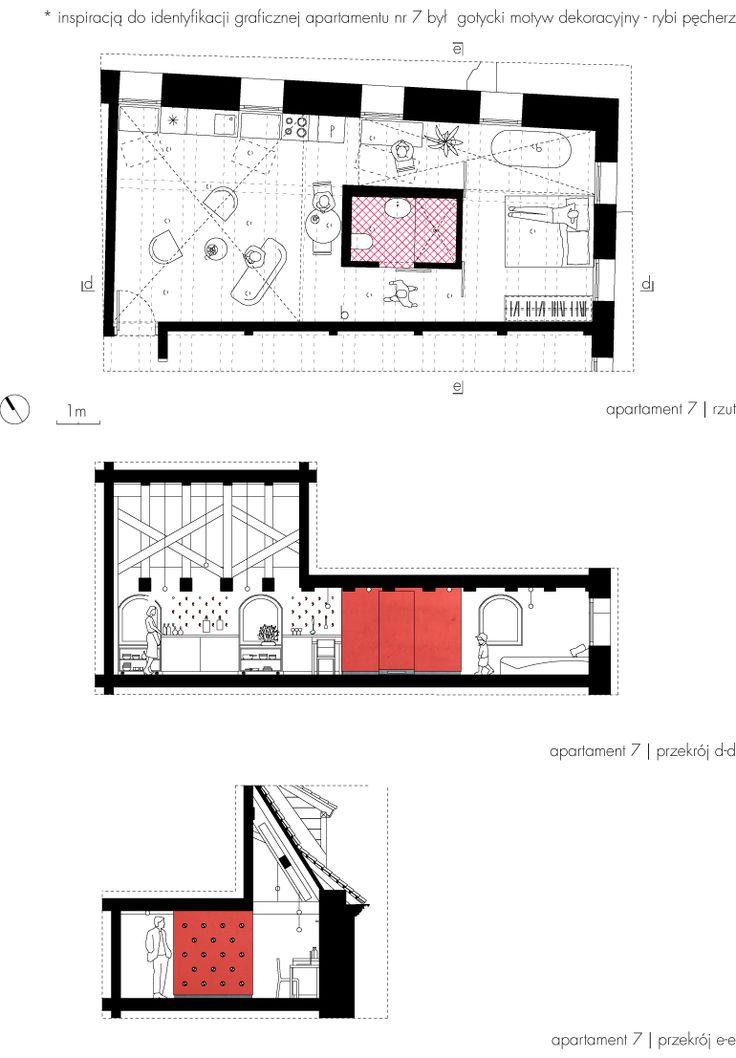 Piekary - Projekt aranżacji wnętrz apartamentów - Znamy się