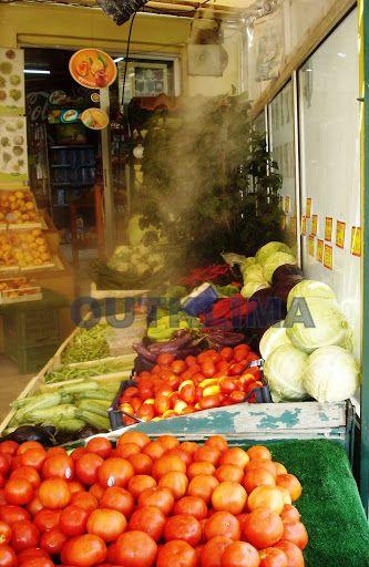 ΥΔΡΟΝΕΦΩΣΗ ΜΑΝΑΒΙΚΩΝ MISTING SYSTEM at fuitmarket by outklima.gr