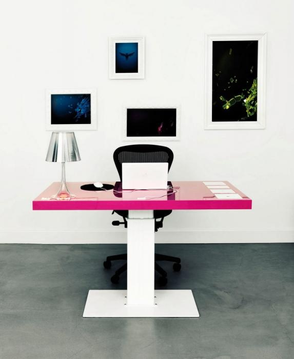 Milk Classic og Milk Grande / Reoler og skriveborde - Kontormøbler, konferencemøbler, kantineindretning mm.