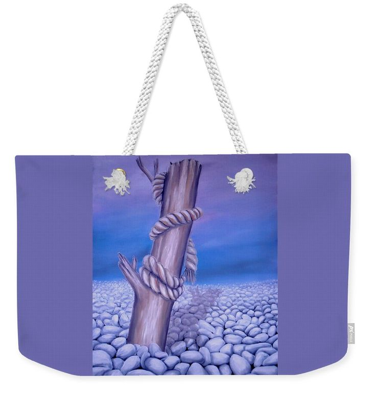 Weekender Tote Bag,  purple,lavender,cool,beautiful,fancy,unique,trendy,artistic,awesome,fahionable,unusual,accessories,for,sale,design,items,products,gifts,presents,ideas,landscape,coastal,nature