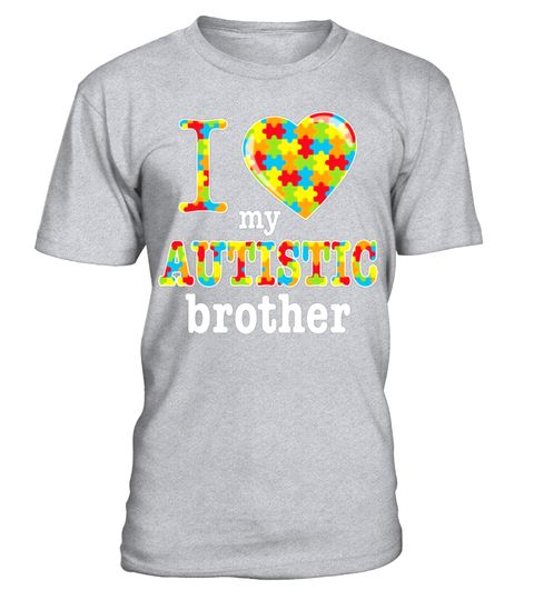 "# Autism Awareness T-Shirt - I Heart Love Autistic Brother .  Special Offer, not available in shops      Comes in a variety of styles and colours      Buy yours now before it is too late!      Secured payment via Visa / Mastercard / Amex / PayPal      How to place an order            Choose the model from the drop-down menu      Click on ""Buy it now""      Choose the size and the quantity      Add your delivery address and bank details      And that's it!      Tags: I love my autistic…"