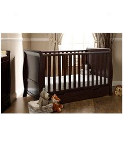 Obaby Lincoln Sleigh Cot Bed http://www.parentideal.co.uk/mothercare--cots-cot-beds.html
