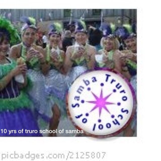 ▶ Play #flipagram Video 10 fanatic yrs of dancing and playing with Truro school of samba  - http://flipagram.com/f/EArbasjK4M