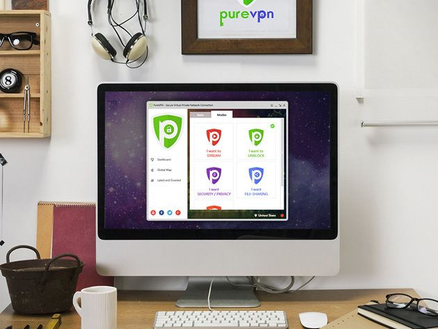 PureVPN: Lifetime Subscription für $59?