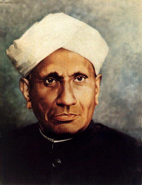 वैज्ञानिक सीवी रमन (C V Raman) की जीवनी और उनके आविष्कार!