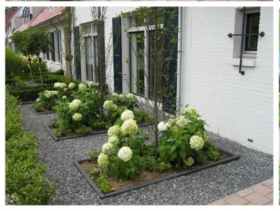 1000 images about idee n voortuin on pinterest tuin and for Voortuin strak modern