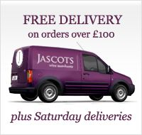 Jascots (online Wine Merchants based in London) stock wines by Three Choirs & Bolney Estate.