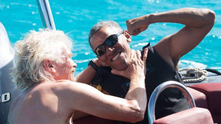 Desde que dejó la Casa Blanca, Obama se pasea en yates de millonarios y ha aceptado dar conferencias pagadas por fondos de inversión. Desde el frente demócrata temen que esto dañe la imagen del partido