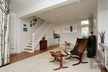 this is what our living room could loom like if we went open plan and did not make a 4th bedroom.