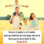 Imagenes de Dios con Reflexiones sobre la Familia y su Valor