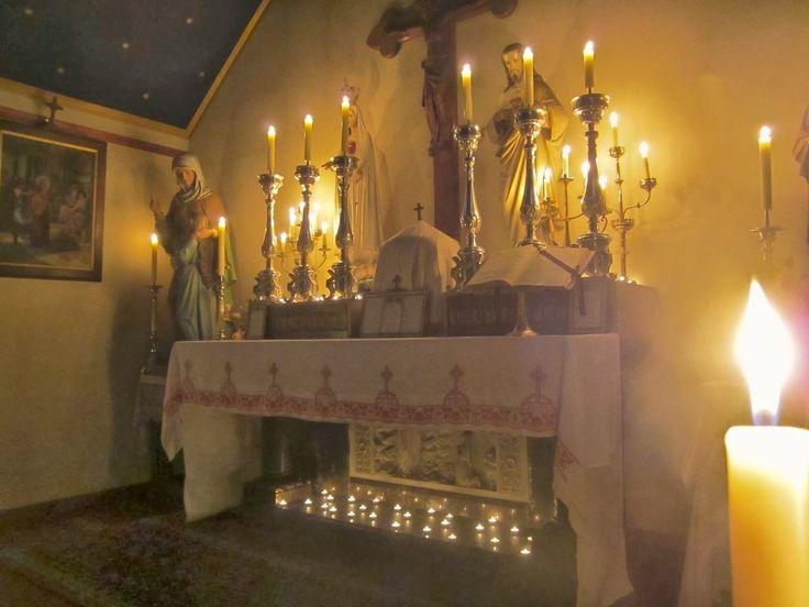 Transalpine Redemptorists at home: Rorate Coeli Desuper et Nubes Pluant Justum