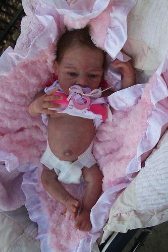 Solid Silicone Full Body Baby Jenesys Anatomically Correct