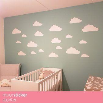 wolken-wolkjes-cloud-clouds-muurstickers-wandstickers-babykamer-ideeen-goedkoop